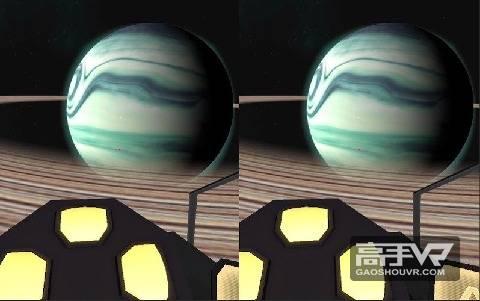 太空探索VR 游戏截图