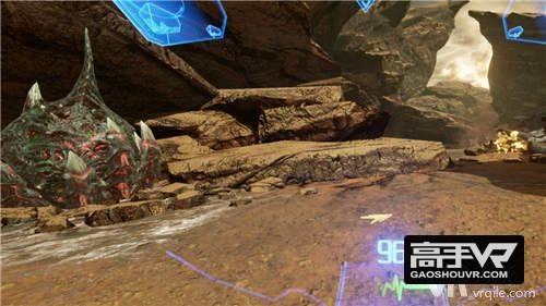 黑盾:叛乱游戏截图 02