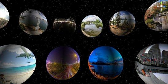 环球之旅VR 游戏截图
