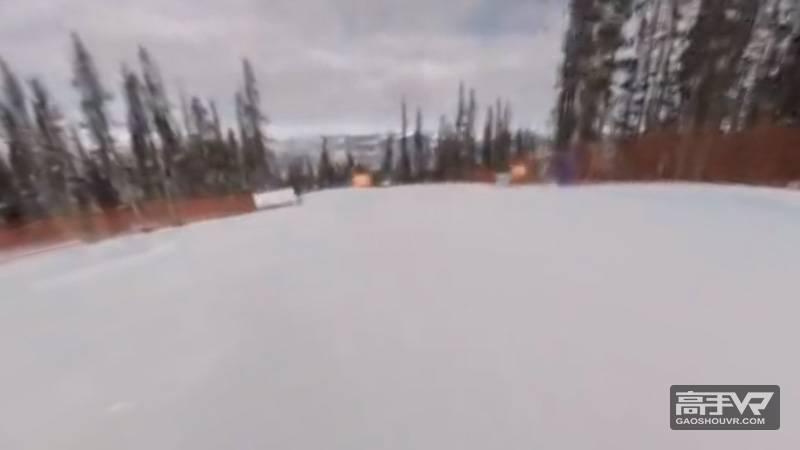 Discovery带你玩滑雪全景视频