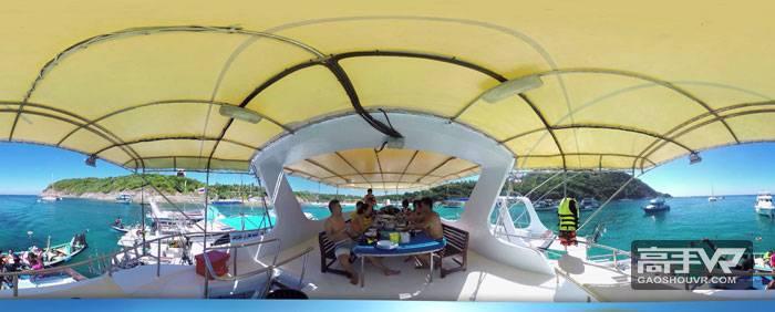 【360°全景超清】你想经历但是却没有经历过的海天盛筵VR全景视频