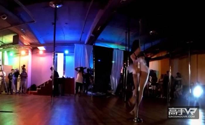 美少女俱乐部钢管舞趴360高清3D全景VR视频