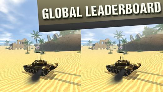 坦克学院VR版 游戏截图