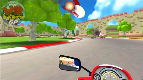 虚拟卡丁车VR 游戏截图