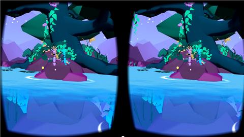 斯奎德VR 游戏截图