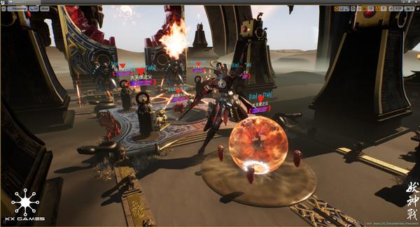 妖神战 游戏截图