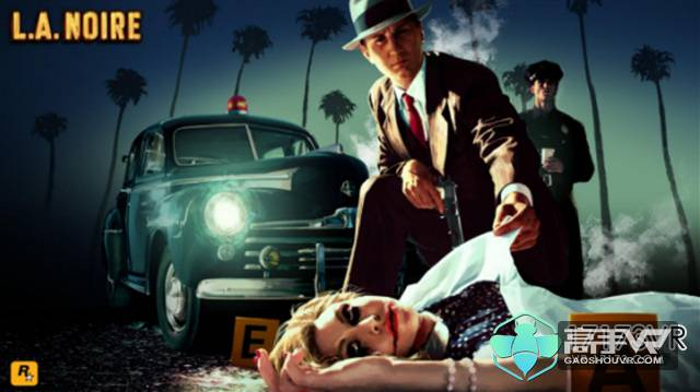 GTA发行商宣布VR版黑色洛城11月份上线Vive