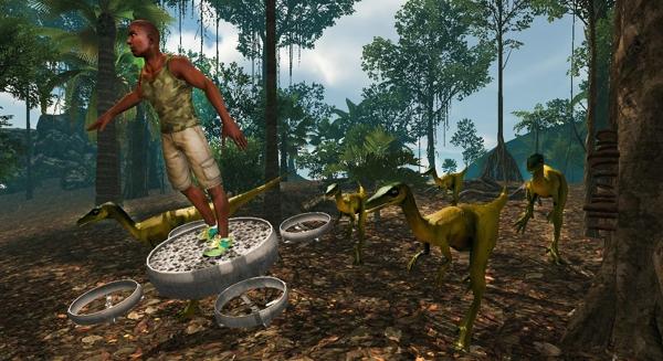 VR真实社交 游戏截图
