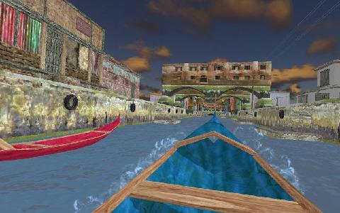 城市游船VR 游戏截图