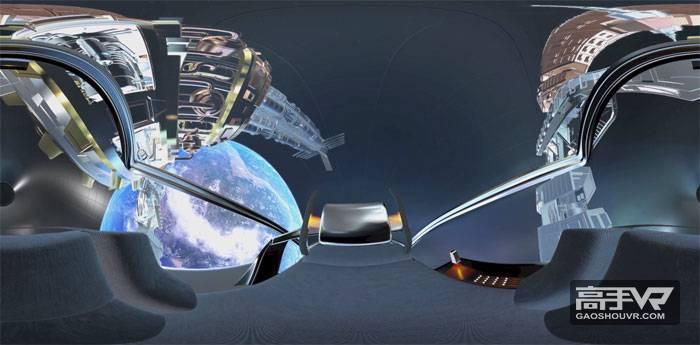 探索宇宙之《穿越猎户座星云》3D全景VR视频