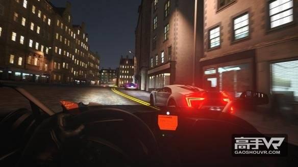 驾驶俱乐部VR