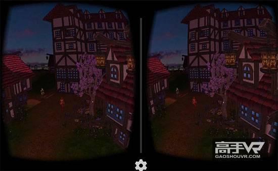 西部小镇VR 游戏截图