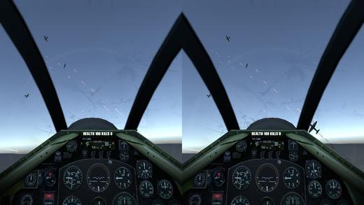 VR飞行体验 游戏截图
