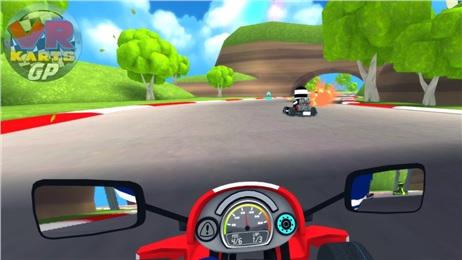 虚拟卡丁车VR 太阳城赌城官方首页截图