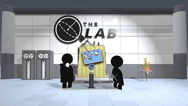 实验室 游戏截图