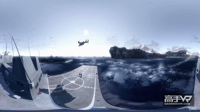 【360°高清全集】战争前线VR游戏体验视频
