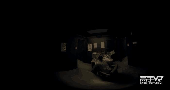 鬼屋密室逃生VR360°全景视频 鬼屋密室逃生VR全景视频