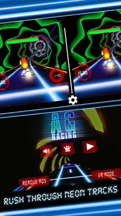 AG赛车 游戏截图
