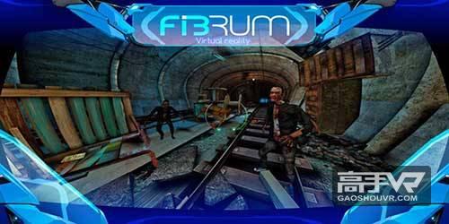 僵尸战争VR 游戏截图