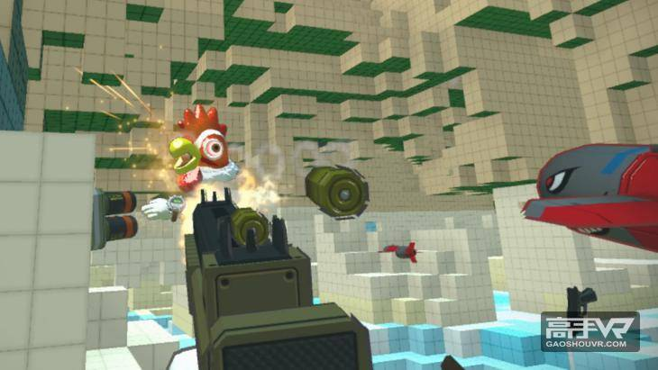 不仅能吃鸡还能打联盟,VR对抗其乐无穷