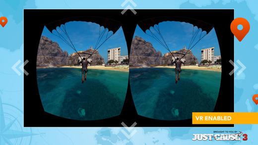 正当防卫3:滑翔旅行 游戏截图
