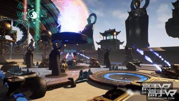 Steam上架!新生力量大赛获奖作品《妖神战》即将全球发售