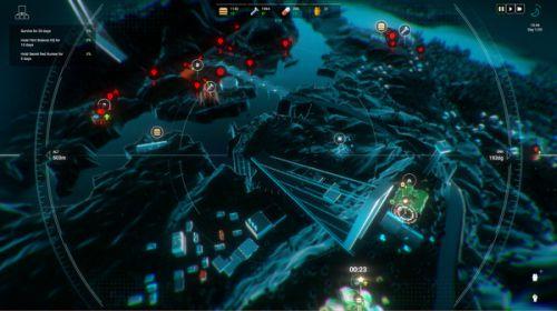 僵尸城防游戏截图-1