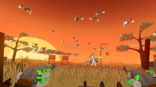 打鸭子VR游戏截图-1