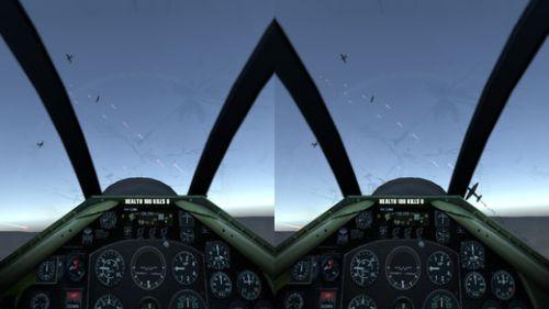 VR飞行体验游戏截图-4
