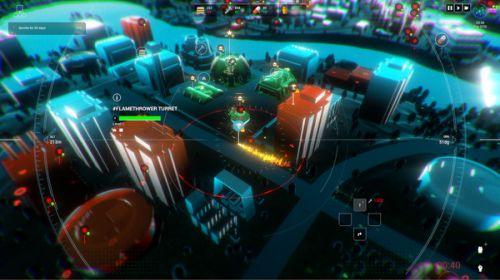 僵尸城防游戏截图-3
