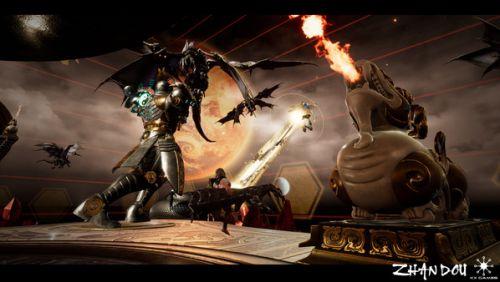 妖神战游戏截图-1
