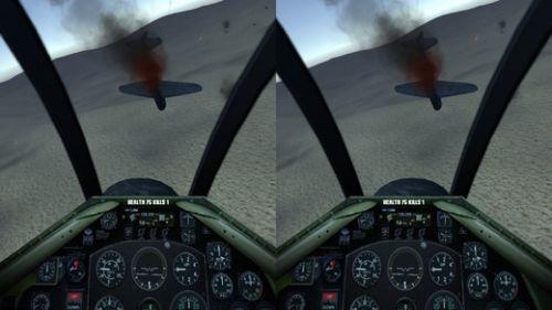 VR飞行体验游戏截图-5