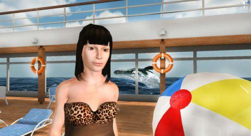 VR真实社交游戏截图-5