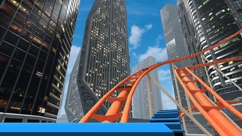 3D过山车游戏截图-5