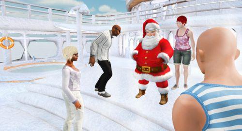 VR真实社交游戏截图-3
