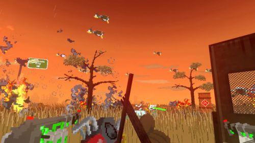 打鸭子VR游戏截图-4