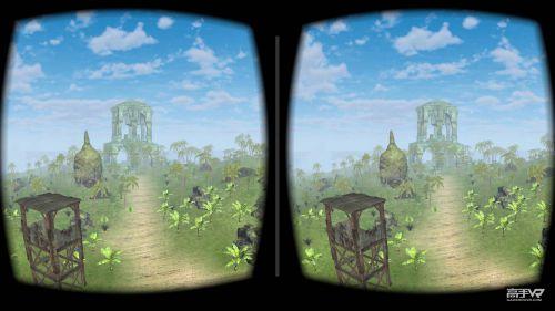 自由翱翔VR游戏截图-3