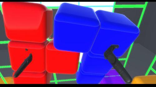 俄罗斯方块VR游戏截图-5