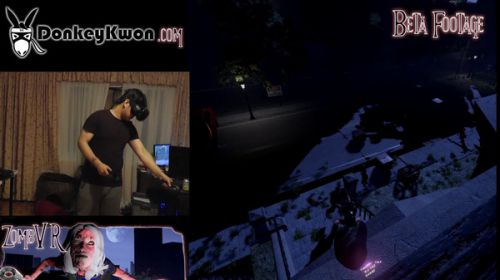僵尸 VR游戏截图-4