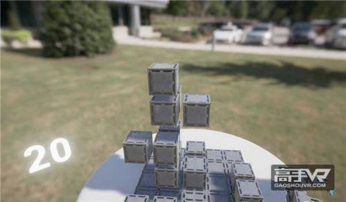 3d俄罗斯方块游戏截图-1