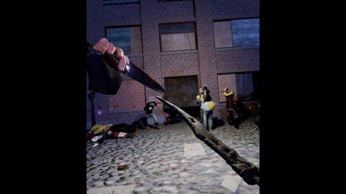 僵尸 VR游戏截图-5