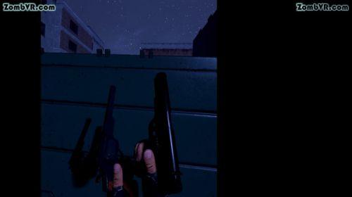 僵尸 VR游戏截图-2